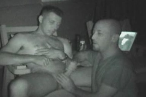 Straight twinks pounding On Porch