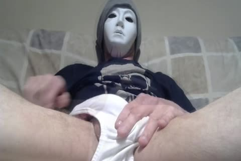 Me Rubbing My pecker In White Briefs. Then Rubbing them On My pecker previous to Spunking A admirable Load In them. Then When I Wake Up The Day After, I Pull My pecker Out Of My Onesie. jack off It From Soft To Hard, And spunk On them again previous