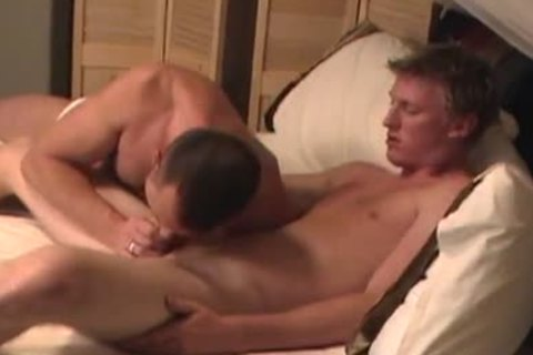 Intense gay plow With Tyler Scott And Thomas blowjoborn