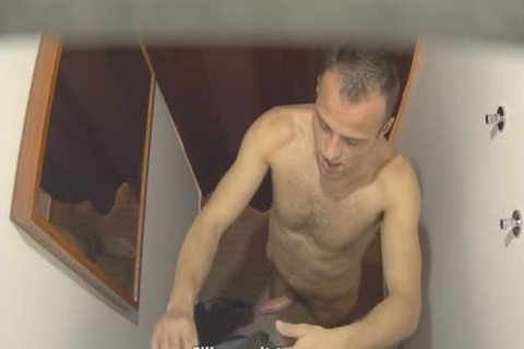 Secret homo Sex On Massage Table