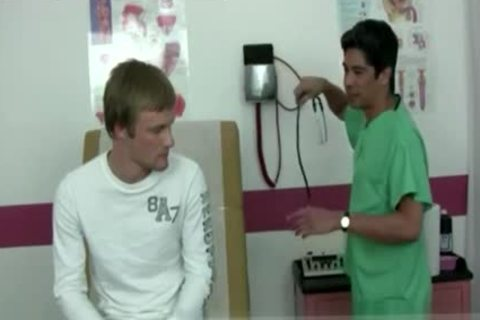 Doctor homosexual Prostate teen lad