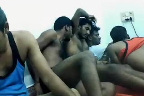 hairy Indian Hunks On web camera