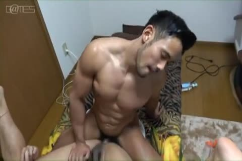 Jap Musclar guy Cumming 2