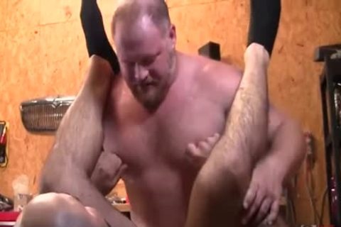 Atlas Grant banged By plump