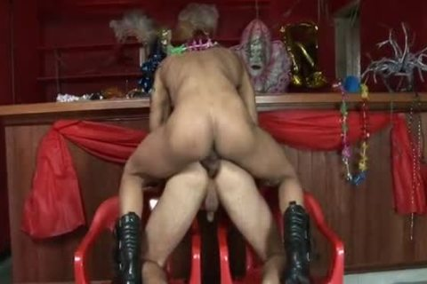 Two homosexual guys End Up Jerking After The Party