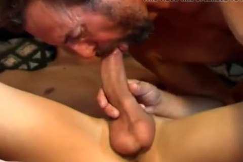 Tommylads daddy Catches Son wanking And Joins In